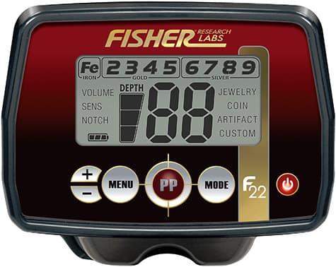 Fisher F22 control box